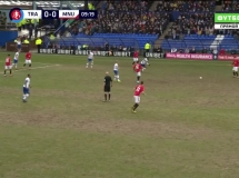 Tranmere 0:6 Manchester United