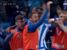Real Sociedad 3:0 Real Mallorca