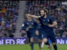 Real Valladolid 0:1 Real Madryt