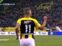 Vitesse 1:1 FC Emmen