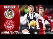 St. Mirren 0:0 Aberdeen