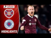 Hearts 2:1 Rangers