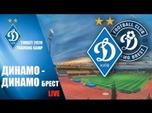 Dynamo Kijów 3:0 Brest