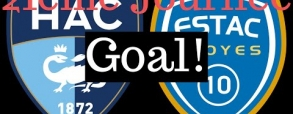 Le Havre 1:0 Troyes