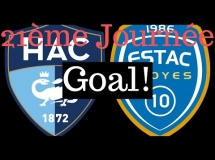 Le Havre 94:71 Troyes