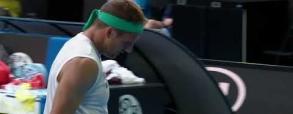 Roger Federer 1:1 Tennys Sandgren