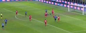 Inter Mediolan 2:1 Fiorentina