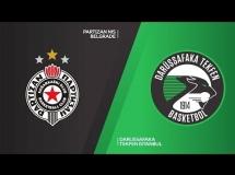 Partizan NIS Belgrad 69:57 Darussafaka