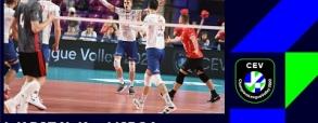 ONICO Warszawa 3:0 Benfica Voleibol