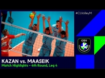 Zenit Kazań 72:76 Greenyard Maaseik