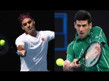 Roger Federer 0:3 Novak Djoković