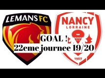 Le Mans 1:1 Nancy