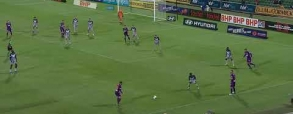 Perth Glory 2:2 Melbourne Victory