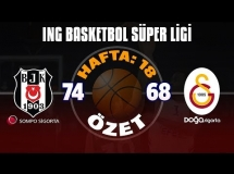 Besiktas 74:68 Galatasaray