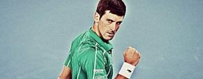 Novak Djoković 3:2 Dominic Thiem
