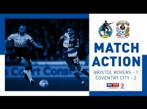 Bristol Rovers 1:2 Coventry City