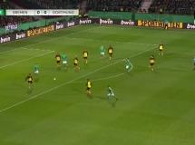 Werder Brema 3:2 Borussia Dortmund
