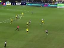 Oxford City 2:2 Newcastle United