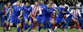 Lamia 0:0 Olympiakos Pireus