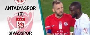 Antalyaspor 3:0 Sivasspor
