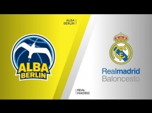 ALBA Berlin 97:103 Real Madryt