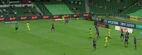 Perth Glory 4:2 Wellington Phoenix