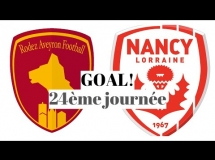 Rodez 1:1 Nancy