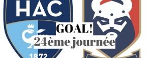 Le Havre 1:1 Caen