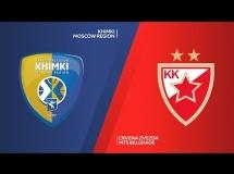 Chimki Moskwa 78:72 Crvena Zvezda