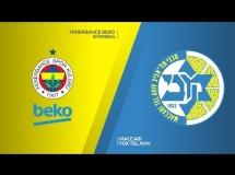 Fenerbahce 77:78 Maccabi Tel Aviv