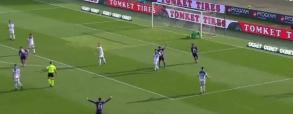Fiorentina 1:2 Atalanta