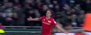 Werder Brema 0:2 Union Berlin