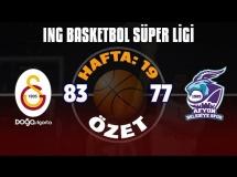 Galatasaray 83:77 Belediyespor