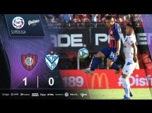 San Lorenzo 1:0 Velez Sarsfield