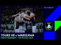 Tours VB 3:0 ONICO Warszawa