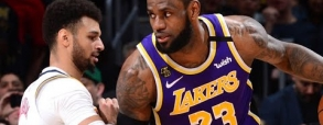 Denver Nuggets 111:111 Los Angeles Lakers