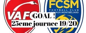 Valenciennes 3:2 Sochaux