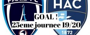 Paris FC 1:0 Le Havre