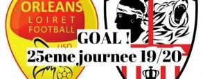 Orleans 0:3 Ajaccio