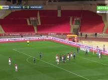 AS Monaco 1:0 Montpellier