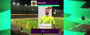 Wolverhampton 2:2 Leicester City