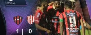 Patronato 1:0 Unión Santa Fe