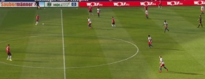 Hannover 96 1:1 Hamburger SV