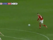 Middlesbrough 0:1 Luton