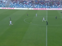 Sassuolo 0:1 Parma