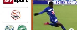 FC Luzern 1:0 St. Gallen