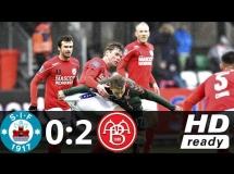 Silkeborg 0:2 Aab Aalborg