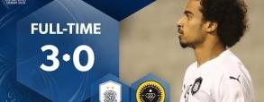 Al-Sadd 3:0 Sepahan