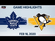 Pittsburgh Penguins 6:3 Toronto Maple Leafs