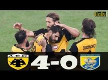 AEK Ateny 4:0 Panetolikos